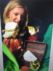 Margret Sandra Weber-Schawohl Figurenspieltherpaie in Oberhausen